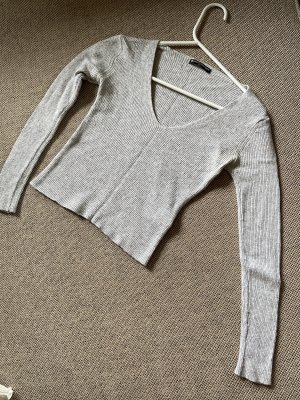 Brandy & Melville Fine Knitted Cardigan multicolored