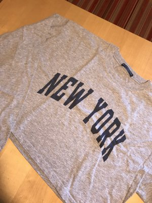 Brandy Melville crop Tshirt Vintage New York Graphic
