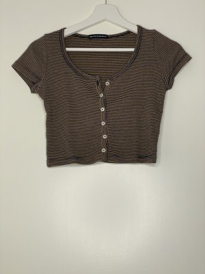 Brandy & Melville Cropped Shirt