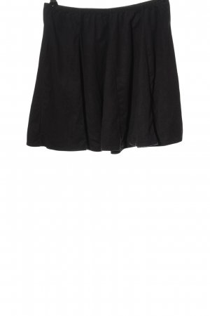 Brandy & Melville Glockenrock schwarz Casual-Look