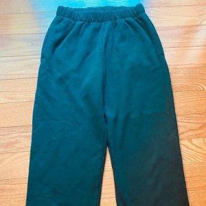 "Brandy Melville grün Jogginghose ""Rosa Sweatpants"""