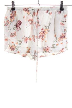 Brandy & Melville Hot Pants flower pattern casual look