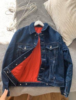 Brandy & Melville Denim Jacket multicolored