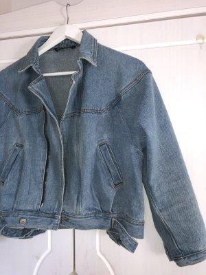 Brandy Melville Jeans Jacke Biker Style