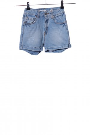 Brandy & Melville Denim Shorts blue casual look