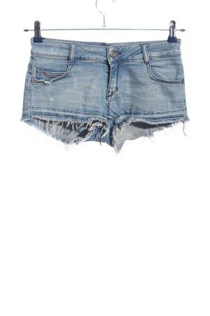 Brandy & Melville Denim Shorts blue casual look