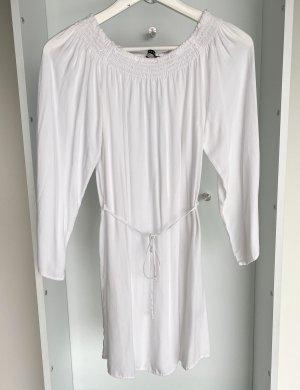 Brandy Melville - Kurzes Kleid in Weiß (ungetragen)