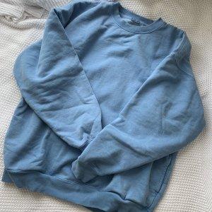 Brandy & Melville Pull oversize bleu azur-bleuet