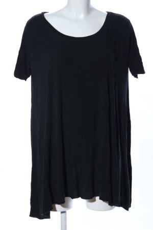 Brandy & Melville Oversized Shirt black casual look