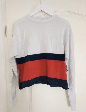 Brandy & Melville Crewneck Sweater multicolored