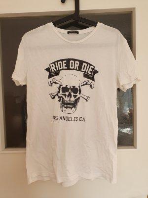 Brandy & Melville T-Shirt white-black