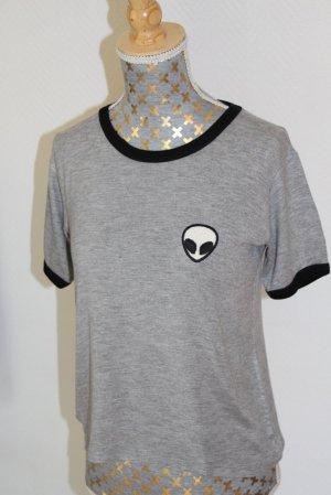 Brandy Melville T-Shirt by John Galt Gr. One size