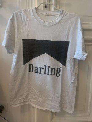 Brandy Melville weißes Tshirt
