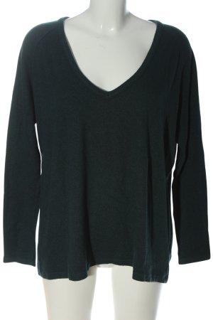 Brandy & Melville Pull en laine vert style décontracté