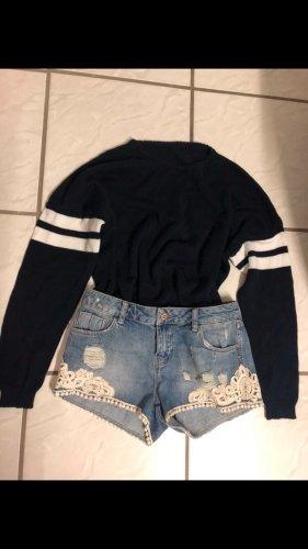 Brandy Pullover Zara Shorts xs