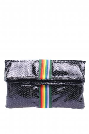 Brasi&Brasi Pochette multicolore style décontracté