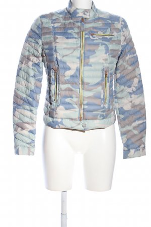 Brasi&Brasi Down Jacket allover print casual look