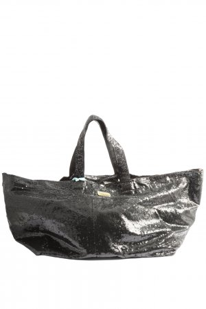 Brasi&Brasi Shopper black casual look