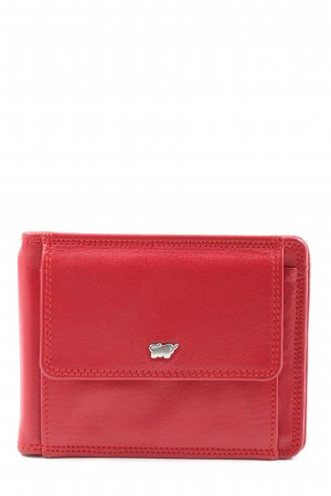 Braun Büffel Portemonnee rood zakelijke stijl