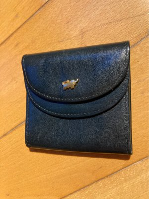 Braun Büffel Wallet multicolored leather