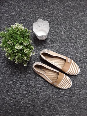 Espadrille Sandals white-light brown