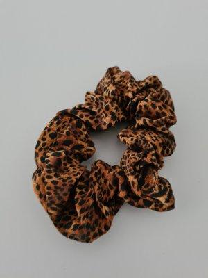 Vintage Haarband zwart-bruin