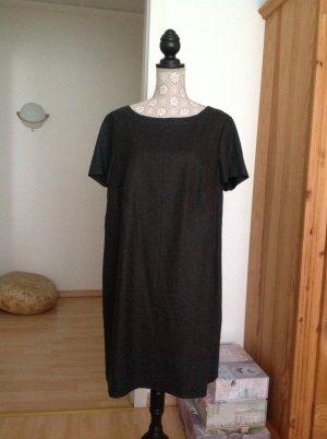 Braun/graues Kleid ( Schur) Wolle - Your Sixth Sense