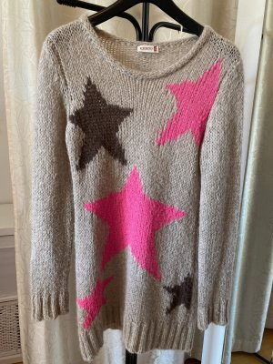 Kontatto Wool Sweater multicolored mohair