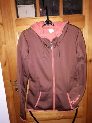 Bench Fleece Jackets brown polyester