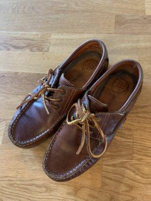 Daniel Hechter Chaussures bateau cognac-brun