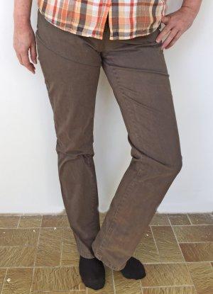 braune Brax-Jeans - Größe 40L