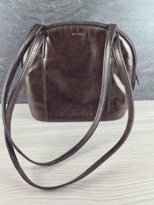 braune | bronzene Picard Handtasche
