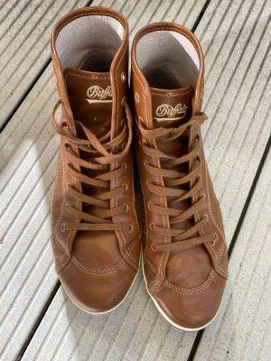 Braune Buffalo Schuhe Damen Gr. 41
