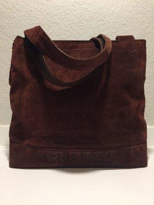 Braune CHANEL  Handtasche