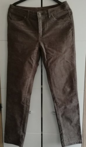 Street One Corduroy Trousers brown