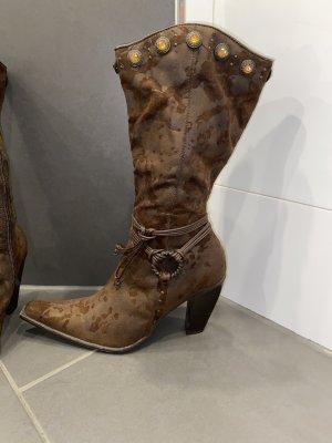 Graceland Boots western brun