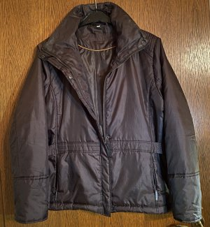 Authentic Winter Jacket black brown-dark brown