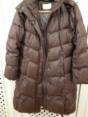 Uniqlo Down Coat brown
