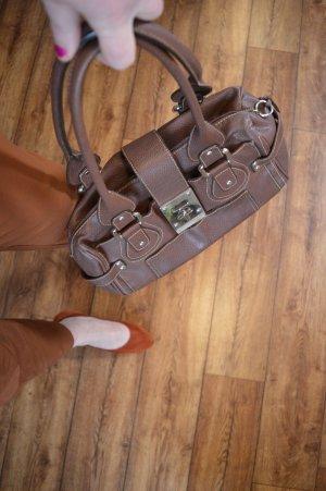 Braune echt hübsche gabor Tasche