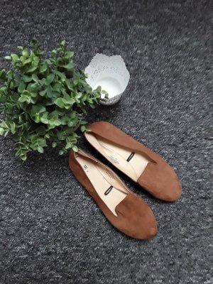 H&M Espadrille Sandals brown