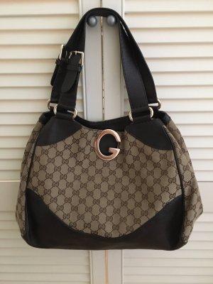 Braune Gucci Tasche