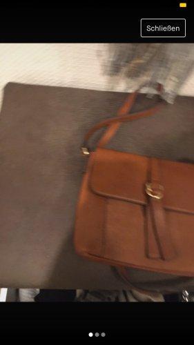 Braune Handtasche neu
