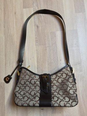Braune Handtasche Schultertasche von Gabor (NEUw.)