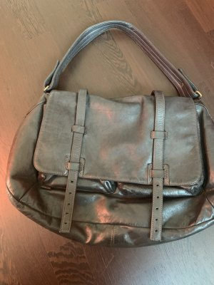 Braune Handtasche von Belstaff