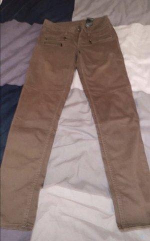 Spodnie biodrówki brązowy