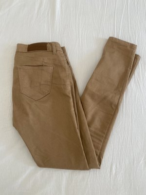 Calliope Peg Top Trousers light brown