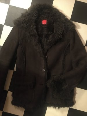 Braune Jacke für Damen von Esprit, Gr. L