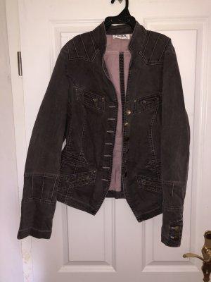 Biba Between-Seasons Jacket dark brown-black brown