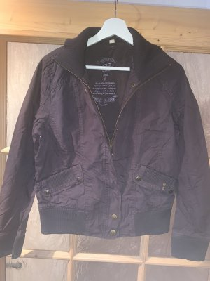 Braune Jacke Qs .by s.oliver Gr .L (kaum benutzt)