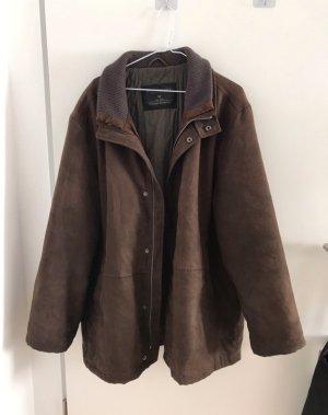 Braune Jacke Vintage